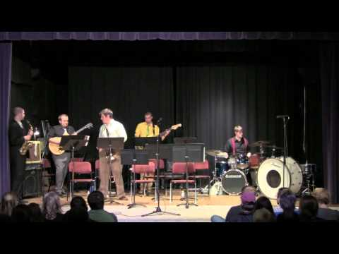 "TMC Jazz Combo ""Yardbird Suite"" @ Truett-McConnell College"