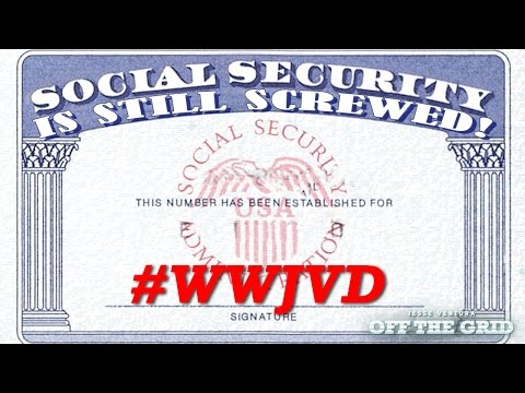 WWJVD: Social Security | Jesse Ventura Off The Grid - Ora TV