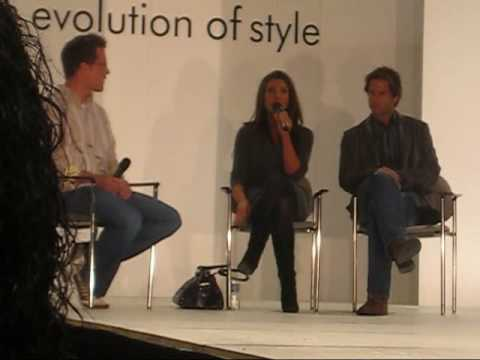 Nadia Bjorlin & Shawn Christian At the Women's Show - Part 1 Video