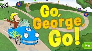 Jorge el Curioso - Curious George: Go, George Go! Full Episode Game