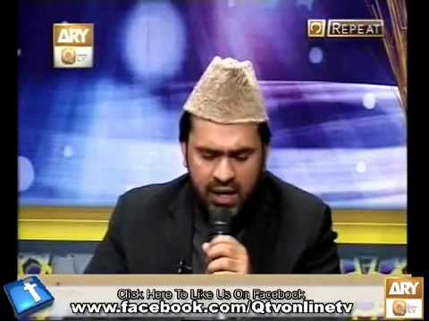 Syed Zabeeb Masood Naat ( Nazaan Hai Is Pay Dil ) In Naat Zindagi Hai Qtv video