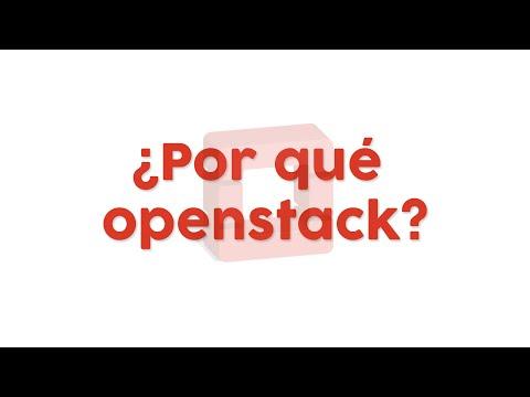¿Por qué OpenStack? - Software Libre para la Nube