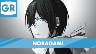 GR Anime Review: Noragami (+ Aragoto)