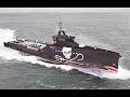 War Against Fish Poachers Ship Boarding Boat Battle Crash Accident Sea Pirats Water Jet Japan