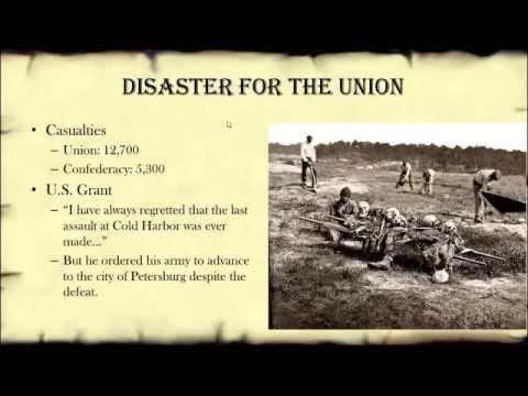 Civil War 1863-1865