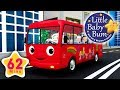 Wheels On The Bus | Part 13 | Plus More Nursery Rhymes | 62 Minutes Compilation from LBB!