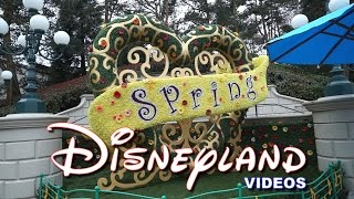 Swing into Spring 2016 - Festival du Printemps à Disneyland Paris HD