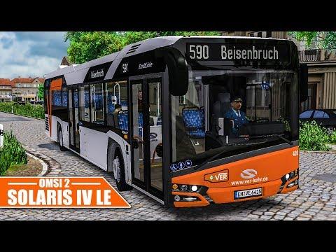OMSI 2: VER SOLARIS 12 IV LE #2: OMSI-Flaute | Bus-Simulator