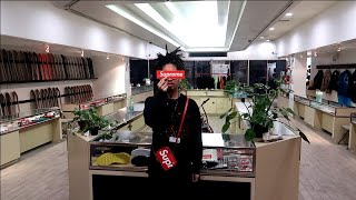 What It's Like Owning the Biggest Supreme Store in the World