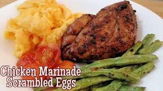 Easy Low Carb Chicken and Egg Recipe | LCIF KETO DIET PHILIPPINES