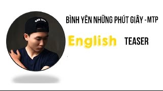Bình Yên Những Phút Giây/ Sơn Tùng MTP // English Teaser // AlexD Music Insight ft. Đức Beat