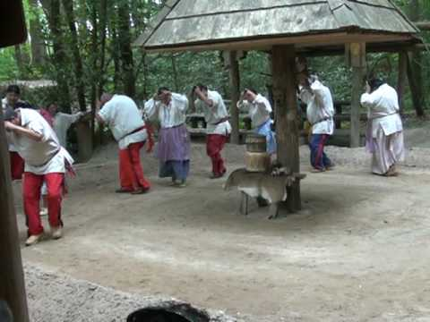 Cherokee Indian Dance - Cherokee Village-NC