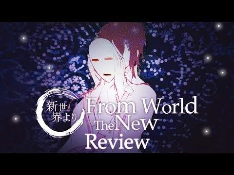 GoatJesus Reviews: Shin Sekai Yori / From the New World