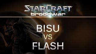 StarCraft - Brood War - Bisu (P) v Flash (T) on Andromeda