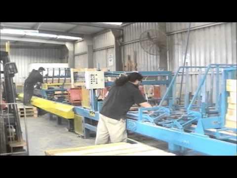 woodpecker nailing machine