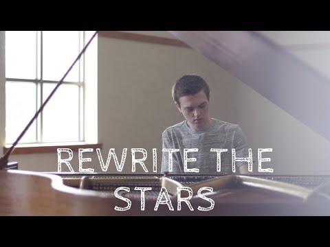Rewrite The Stars - Zac Efron & Zendaya Piano Cover by Jacob Edelman