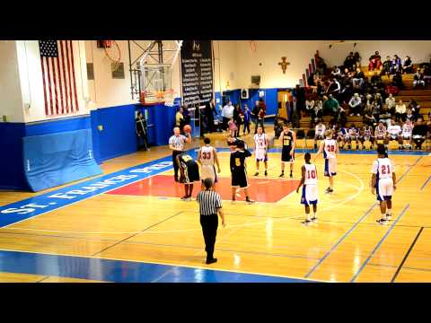 9 | St Francis Preparatory School ( Queens ) Vs Xaverian High School ( Brooklyn )