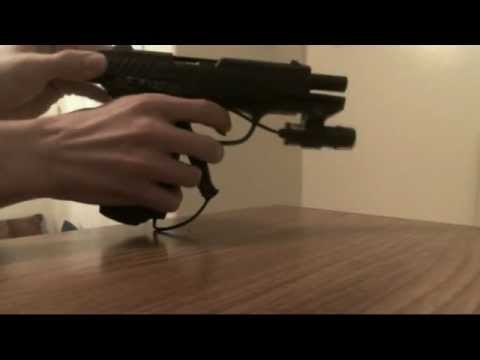 Co2 Pellet Pistol Laser Mount