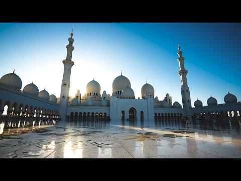 LA MOSCHEA PIÚ BELLA DEL MONDO • Emirati Arabi pt.3 [Abu Dhabi - Sheikh Zayed Grand Mosque]