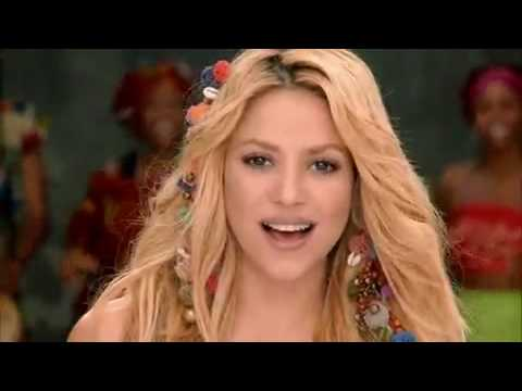 Waka Waka, This Time For Africa! By Shakira Official Song Of The Fifa World Cup 2010 video