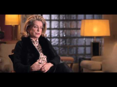 Catherine Deneuve, Louis Vuitton interview