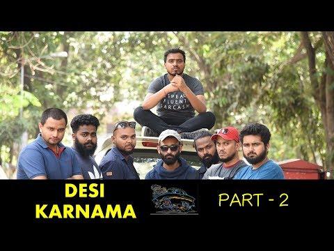 Desi Karnama Part-2 ( Amit Bhadana & BeYouNick ) thumbnail