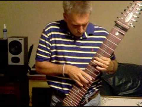 Chapman Stick Improv Jazz 12 String