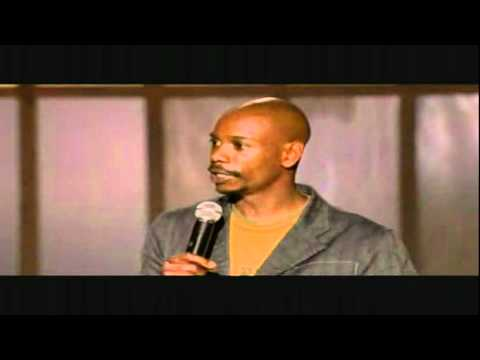 Dave Chappelle - White People & Weed