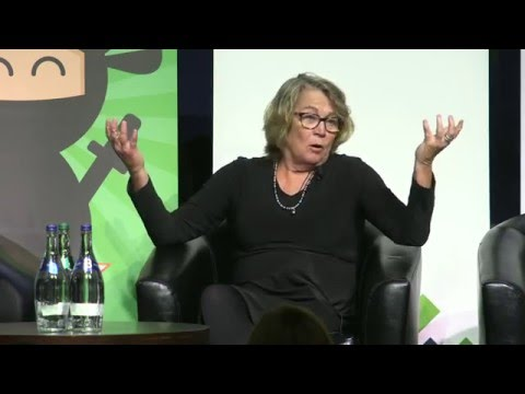 Building a Culture with Purpose - Patty McCord (ex Netflix) | National Employment Week 2016