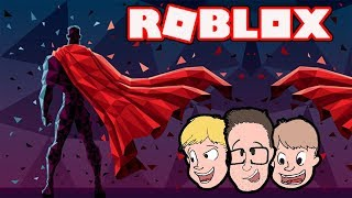 WE HAVE SUPER POWERS! Super Power Training Simulator Update Gameplay   Roblox Family Friendly Live S