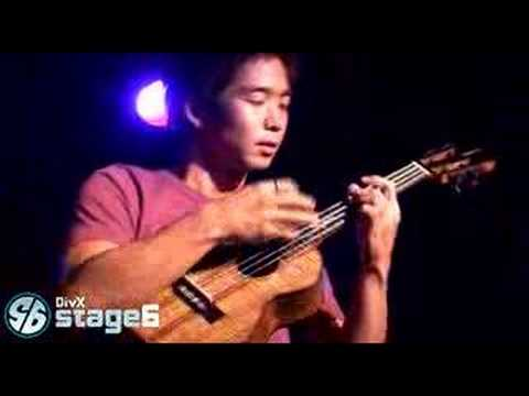 Jake Shimabukuro - While My Guitar Gently Weeps Live