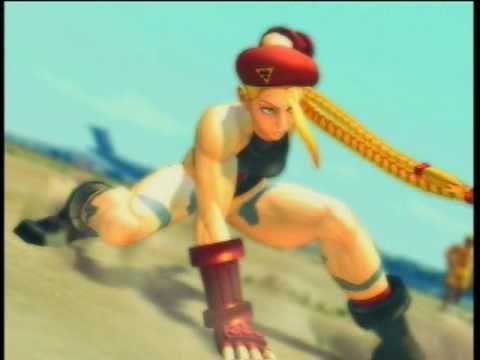 Super Street Fighter 4 (Cammy vs - 13.3KB