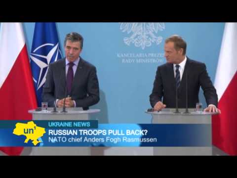 Russian Army Still Threatening Ukraine: NATO chief rejects Vladimir Putin's troop withdrawal claims