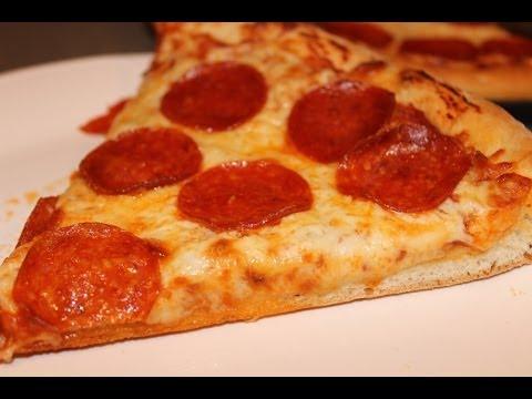 Pizza, Pepperoni Pizza  Пепперони Пицца видео рецепт