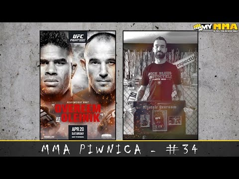 MMA Piwnica #34 - LIVE: Oglądamy UFC Petersburg | Konkurs dla Ludzi Piwnicy