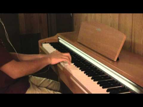 Nelly ft. Kelly Rowland - Dilemma (Piano Cover)