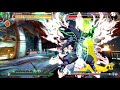 Blazblue CentralFiction Grim Of Abyss Susanoo Grimoire Test mp3