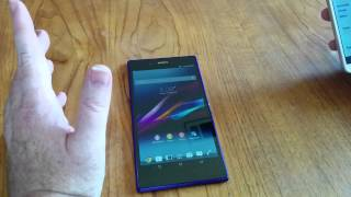 Still relevant Sony Xperia Z Ultra