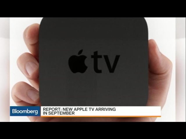 New Apple TV to Arrive This Fall