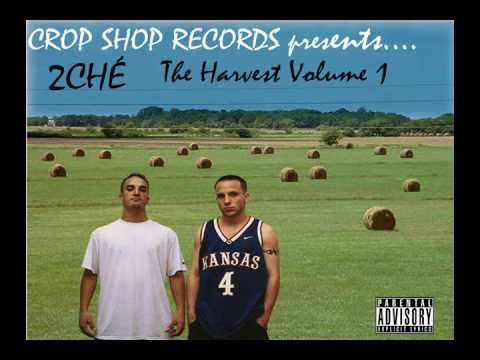 "CROP SHOP RECORDS 2CHE ""GOLDEN PEACHES"""