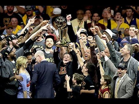 Cleveland Cavaliers vs Golden State Warriors - June 19, 2016