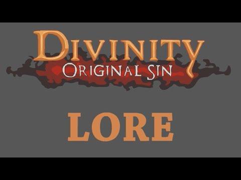 LORE - Divinity: Original Sin Lore in a minute!