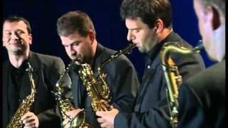 Quintessense Saxophone Quintet Fugue In G Minor