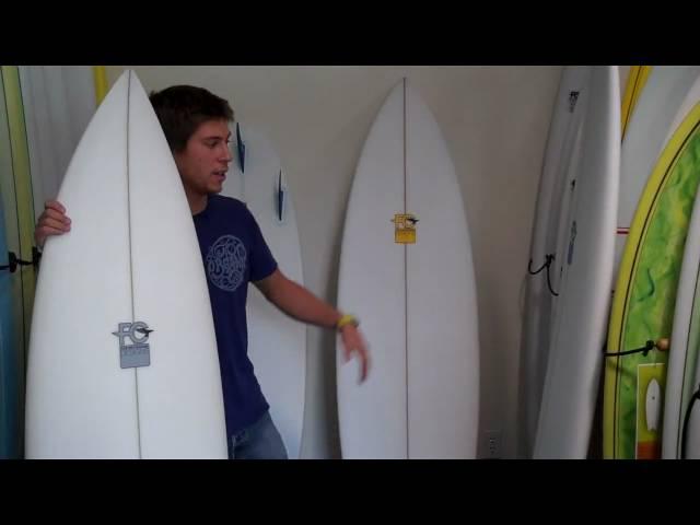 FCD Octo Surfboard
