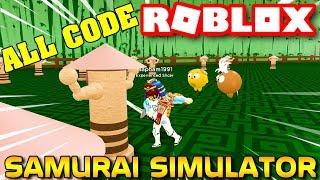 Roblox | THÍCH LÀM SAMURAI NHƯNG LỤM TOÀN ĐỒ NINJA - Samurai Simulator ⛩️ (All Code) | KiA Phạm