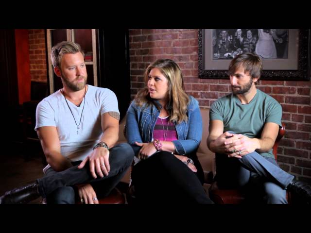 """Lady Antebellum - """"She Is"""" from the new album, 747!"""