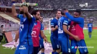 هدف الهلال الثاني ضد الاهلي (كارلوس إدواردو) في الجولة 10 من دوري جميل