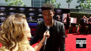 Trevor Jackson Talks New Single  and The Type of Girl He Likes!