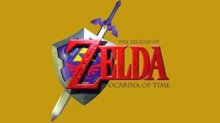 Staff Roll The Legend Of Zelda Ocarina Of Time
