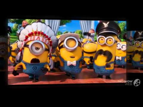 Pharrell Williams - Despicable Me - Fun Fun Fun video